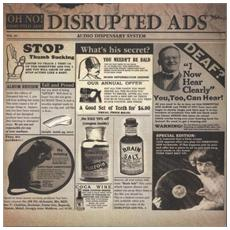 Oh No - Disrupted Ads (2 Lp)