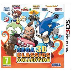 N3DS - Sega 3D Classics Collection