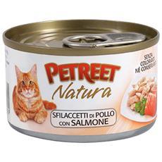 Natura 70 Gr - Sfil Pollo Con Salmone