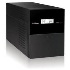UPS TECNOWARE EXA-LCD 1.5 -FGCEXALCD1502- 1500VA / 750Watt Sinusoidale +Stabilizz. +Prot. RJ11 +USB x SW (Scaricabile da Web) RICONDIZIONATO