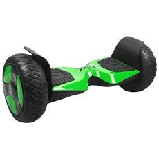 Hoverboard City Board SUV Sport Ruote 10'' Verde