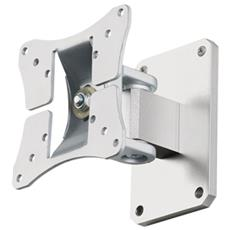 TVS-LCD130, 200 x 100 mm, 0 - 20°, Argento, Alluminio, Scatola, 130 x 245 x 130 mm