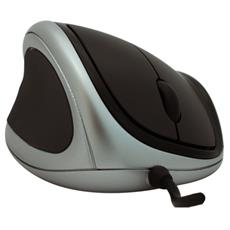 Ergoguys Goldtouch Ergonomic Mouse, Left, USB, Ottico, Ufficio, Mancino, Cavo, 0 - 40 C