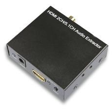 IDATA HDMI-51AU - Convertitore HDMI Video a Audio 5.1