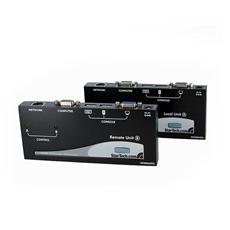 Estensore console KVM VGA USB via cavo UTP CAT5 (152m)