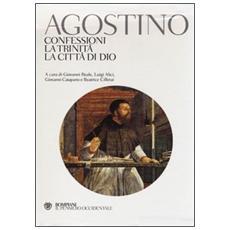 ConfessioniLa trinitàLa città di Dio. Testo latino a fronte