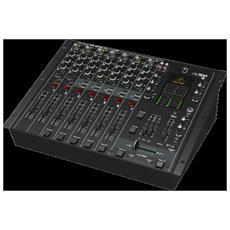 Bh Dx2000usb Mixer Per Dj 7ch Usb