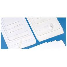 Cf500 Buste Sacco Bianco 16x23cm