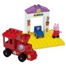 Peppa Pig blocks fermata del treno 15pz (9/2014) 800057072