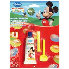 Bolle di plastica Baloo Ball blister Mickey 160600