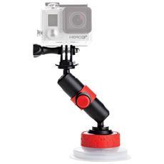 Braccio Pieghevole con Ventora Compatibile GoPro / Sony / Contour
