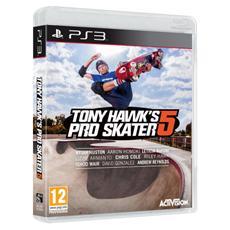 PS3 - Tony Hawk's Pro Skater 5