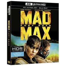 Mad Max: Fury Road (Blu-Ray 4K Ultra HD)