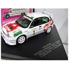 M99042 Toyota Corolla Wrc Cepsa Rally Corte Modellino