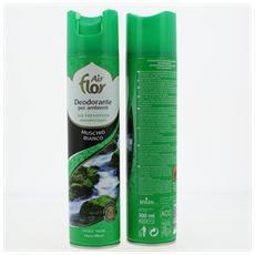 Flor 300 Deodorante Spray Muschio Bianco
