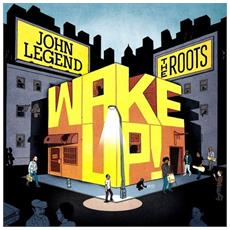 John Legend The Roots - Wake Up (2 Lp)