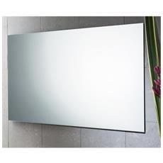 Specchio Filo Lucido Senza Luci Cm 100x60 - 2551
