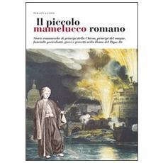 Il piccolo mamelucco romano. Storie romanesche di principi della chiesa, principi del sangue, fanciulle pericolanti, grevi e grevetti nella Roma del papa-re