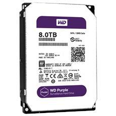 WESTERN DIGITAL - WD Purple 8TB 3.5