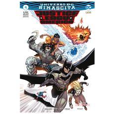 Justice League America #42 (#04 Rinascita) (Variant)