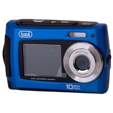 "DC 2330 WP, 16 MP, Risoluzione sensore 10 MP, microSD (32Gb) , LCD 2.7"" / 1.8"", 4 x zoom, USB 2.0, 2 x AAA, blu"