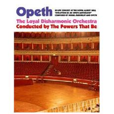 Opeth - In Live Concert At The Royal Albert Hall (2 Dvd)