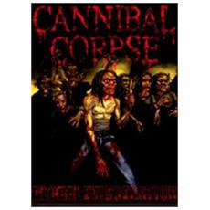 Dvd Cannibal Corpse - Global Eviscerat.
