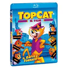 Brd Top Cat - Il Film (2d+3. D)