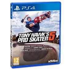 PS4 - Tony Hawk's Pro Skater 5