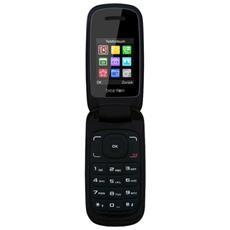 "C200 Colore Nero Dual Sim Display 1.77"" Bluetooth Fotocamera"
