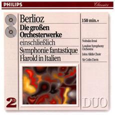 Berlioz - Grandi Opere Orchestrali - Davis