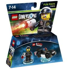 LEGO Dimensions Fun Pack Movie Bad Cop