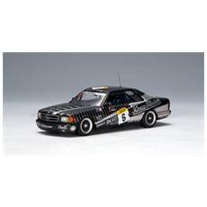 Aa68932 Mercedes 500 Sec N. 6 Spa 1989 1:43 Modellino