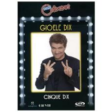Dvd Gioele Dix - Cinque Dix