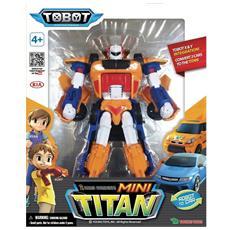 Rocco Giocattoli 301055 Tobot Mini Titan