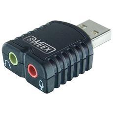 Scheda Audio SC010V2 USB