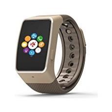 "Smartwatch ZeWatch4 Resistente all'acqua IP66 Display 1.3"" Bluetooth Marrone / Oro - Europa"