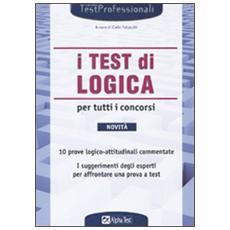 I test di logica per tutti i concorsi