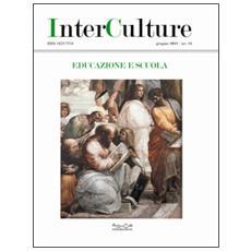 InterCulture. Vol. 18: Intercultura e interculture.