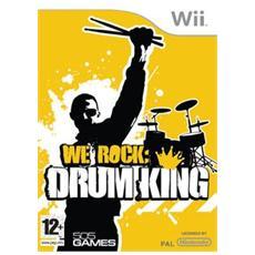 WII - We Rock: Drum King