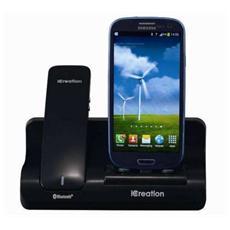Docking Station Bluetooth Per Galaxy S Ii, S Iii, S 4 - Nero