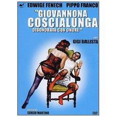 Dvd Giovannona Coscialunga Disonorata. . .