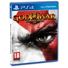 SONY - PS4 - God of War 3 Remastered