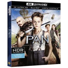 Pan - Viaggio Isola che Non C'e' (Blu-Ray 4K Ultra HD)