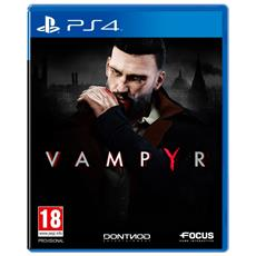 PS4 - Vampyr - Day one: 05/06/18