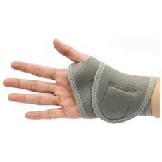 Protezione Polso 8 Magneti Magnetica 054 Polsiera Fascia Wrist Wrap Supporto Elastica Con Chiusura In Velcro Neoprene