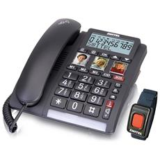 SWITEL - TF560 Telefono Fisso Senior Amplificato con...