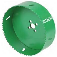 752156, Singolo, Drill, Alluminio, Ghisa, Rame, Cartongesso, Plastica, Acciaio inossidabile, Legno, Verde, Bimetal, High-speed steel (HSS)