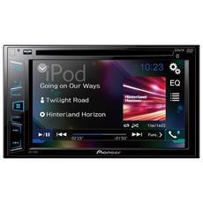 "Sintolettore CD / DVD AVH-290BT Schermo LCD 6.2"" Potenza 4 x 50 W"