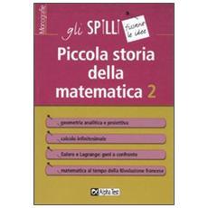 Piccola storia della matematica. Vol. 2